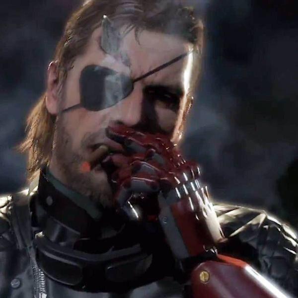 Image result for Venom snake arm