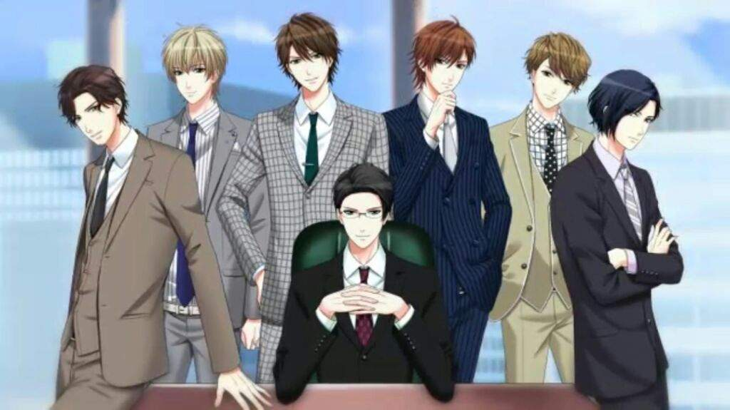 Otome Review My Wedding and 7 Rings Anime Amino