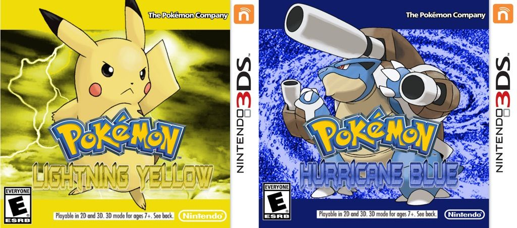 Pokemon thunder yellow v2