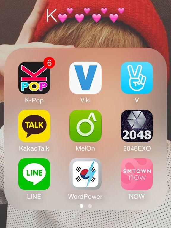 Kpop/Korean Apps?💕✨ | K-Pop Amino