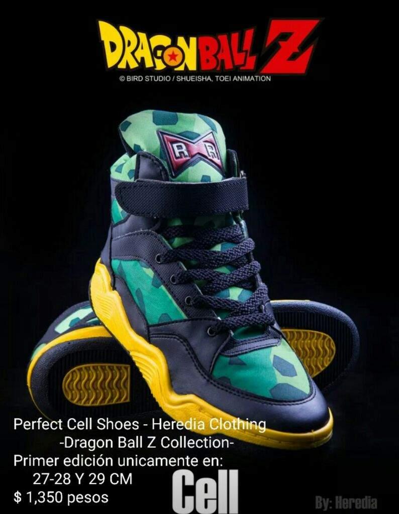Freeza snd cell dbz new shoes  5e109084e