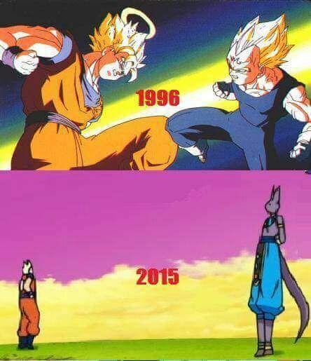 Dragon Ball Super Animation Fail Anime Amino
