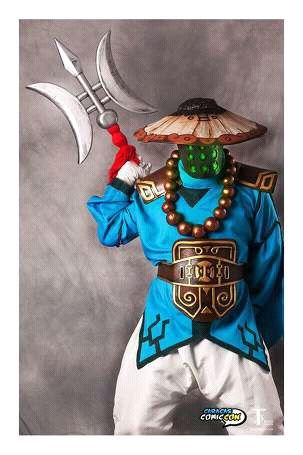 Temple Jax League Of Legends Wiki Cosplay Amino