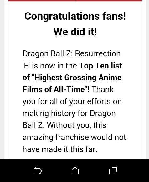 List of highest-grossing anime films