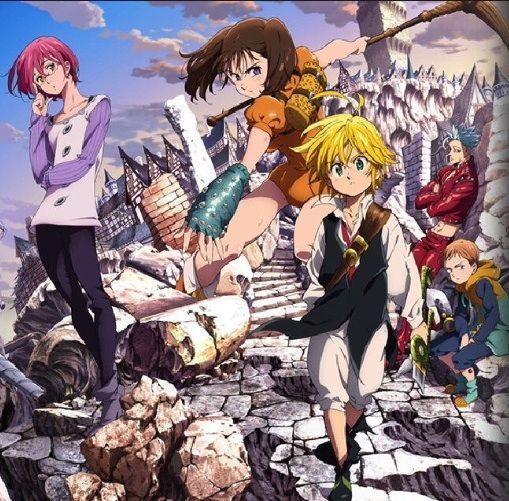 My Top 10 BADASS Squads!!! (Badass Challenge) | Anime Amino
