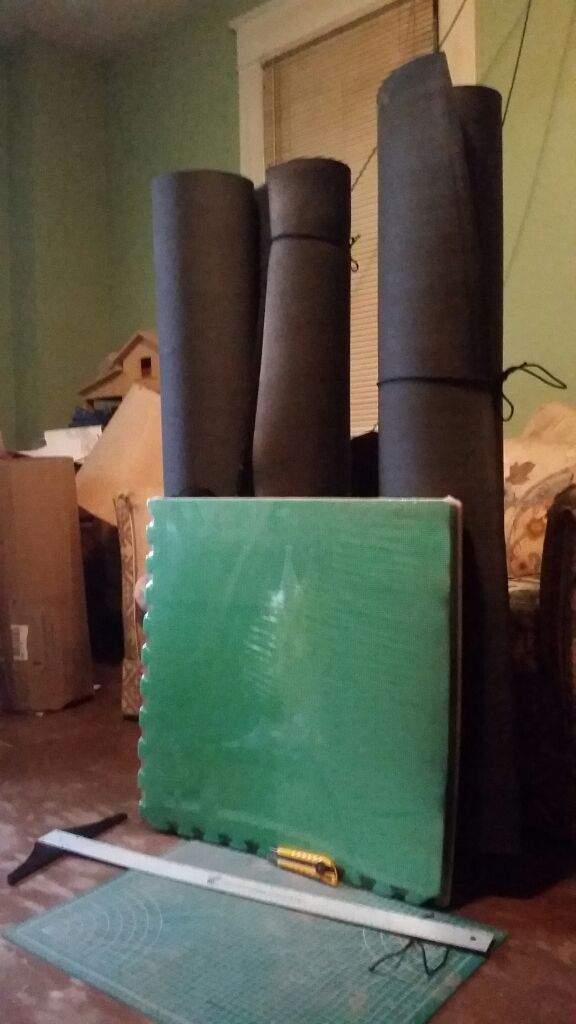 Polyethylene Foam (Aka: Better EVA Foam For Props)   Cosplay Amino