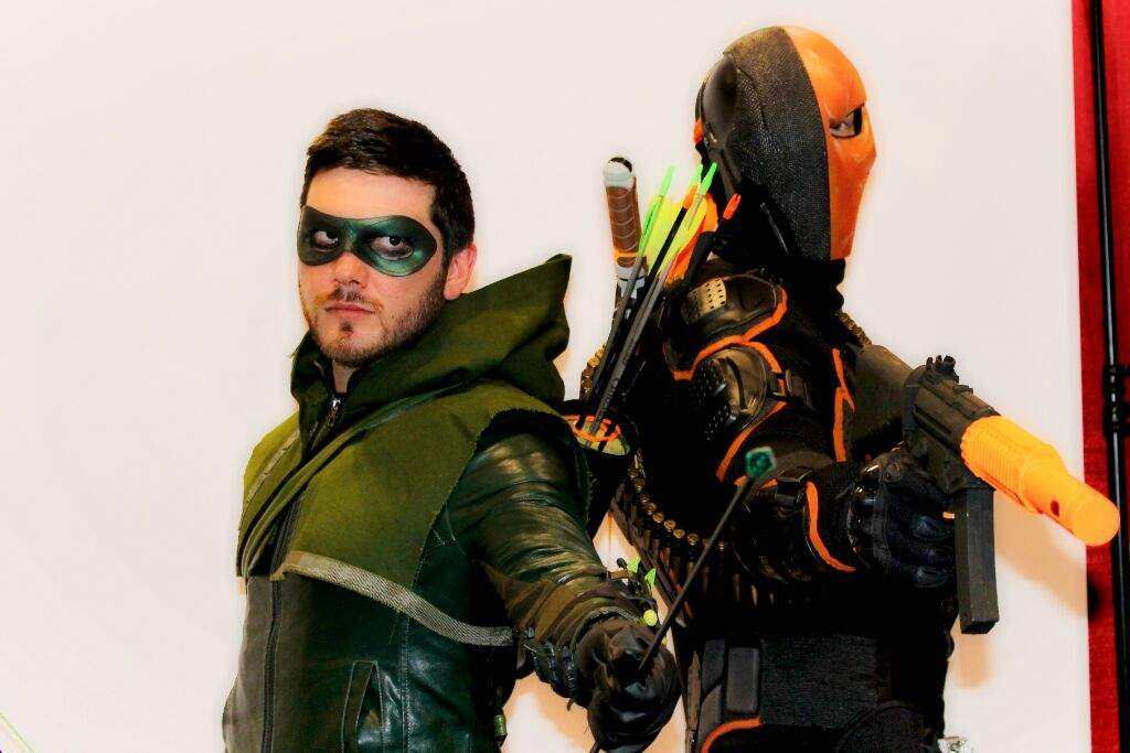 deathstroke arrow cosplay - photo #15