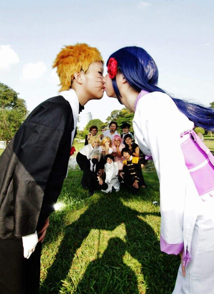 Naruhina Wedding Naruto X Hinata Cosplay Amino