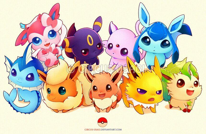 what s your favorite eeveelution pokémon amino