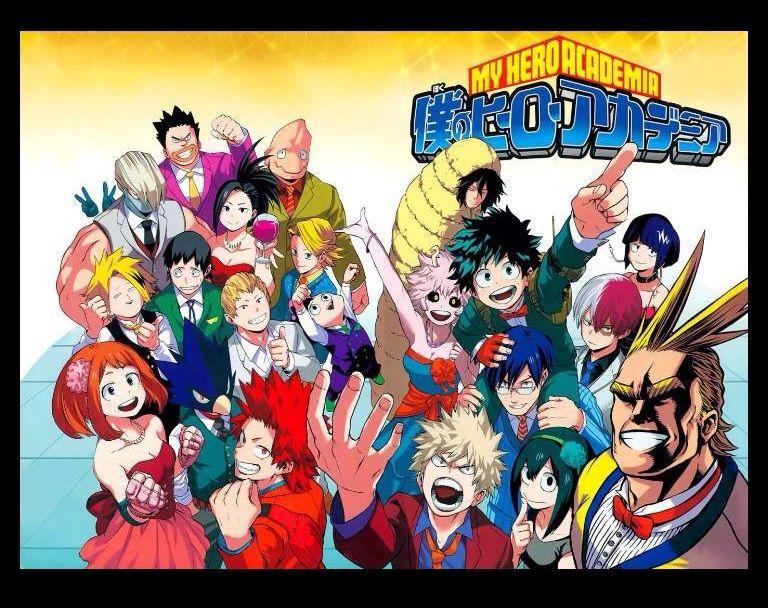 My Top 10 BADASS Squads!!! (Badass Challenge)   Anime Amino