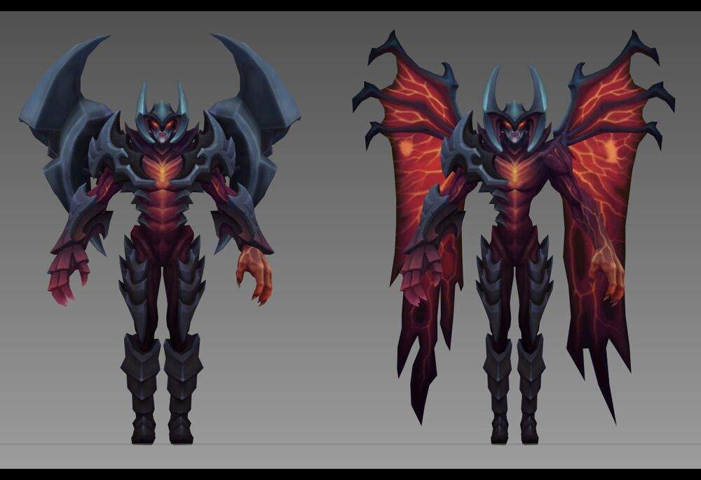 aatrox's q is dark flight in which aatrox flies up and strikes down a  target location .if he hits a champion the champion is knocked up and takes  damage. ...
