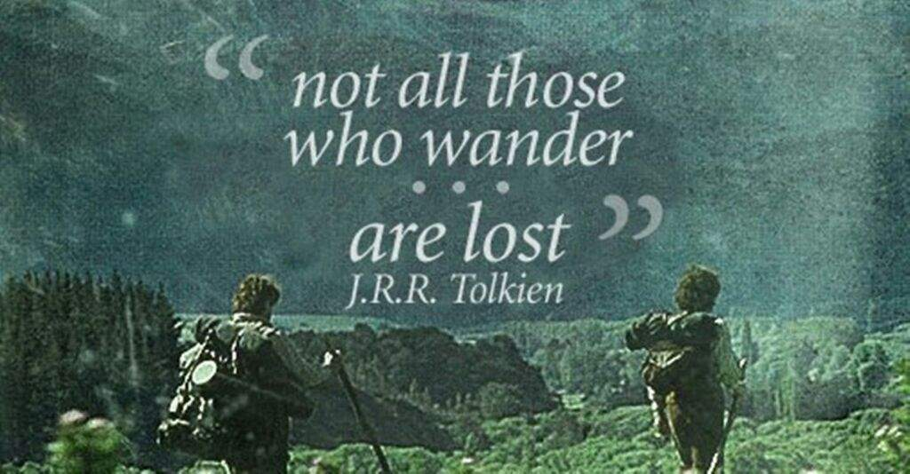 these 8 the lord of the rings quotes will inspire you