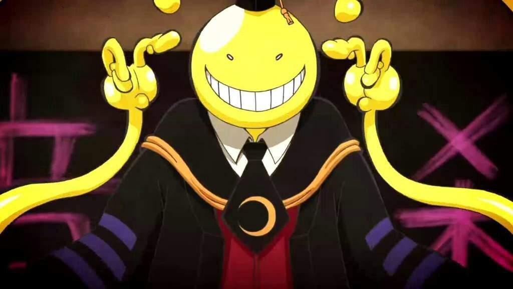 The Blank Look at Koro-Sensei! An in Depth Analysis! | Anime Amino