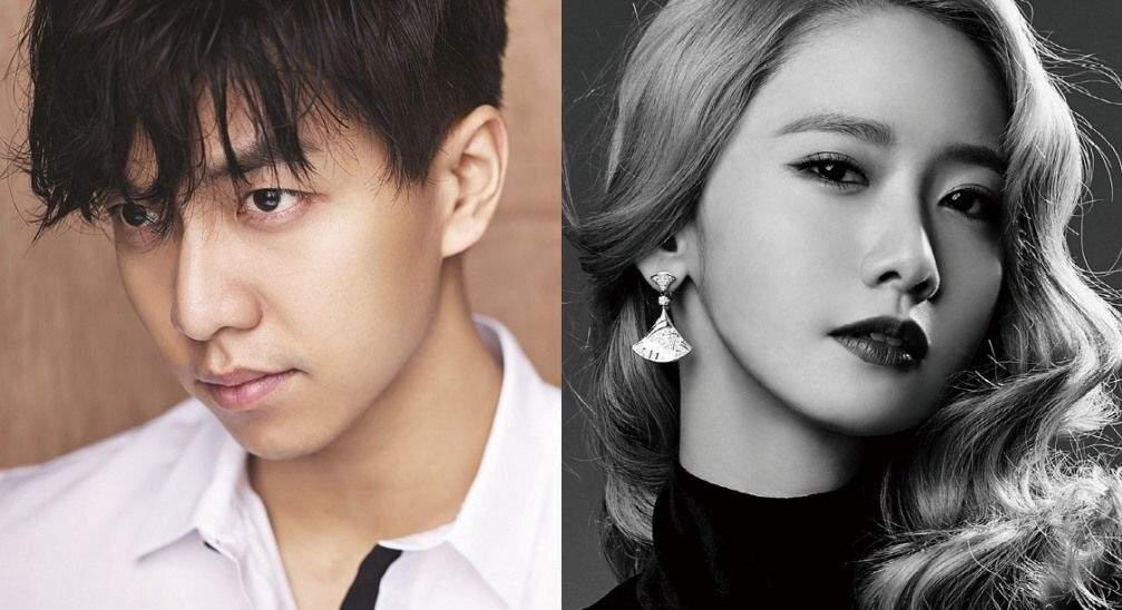 YoonA og Seung gi dating