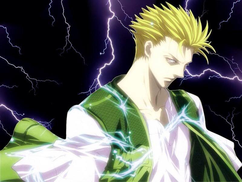 Ginji Amano (Lightning Emperor)