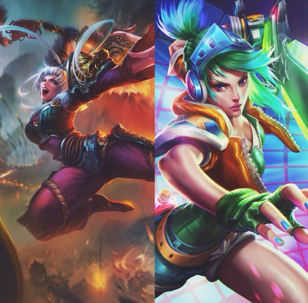 So Which Skin Is Better