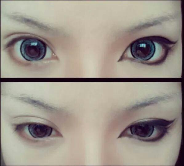 Yuegene Fay-Eye Makeup Tutorial | Cosplay Amino