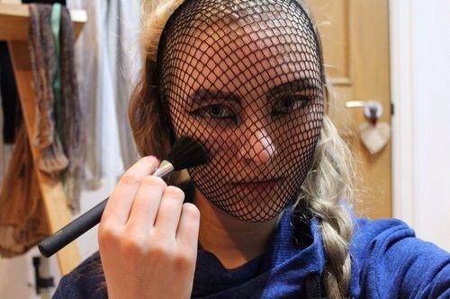 Dragon Scales Makeup Trick Cosplay Amino