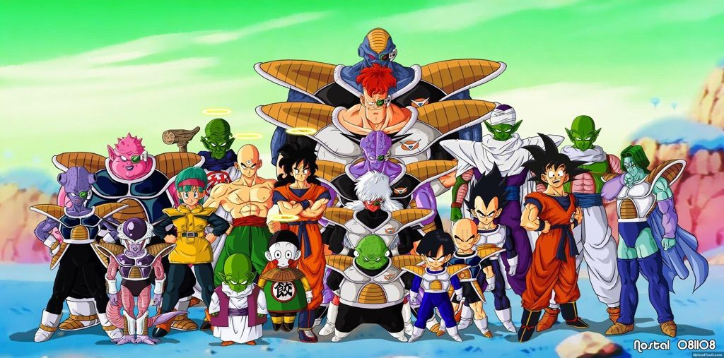 I Was Still Young So Never Knew It An Anime Until Grew Up Knowing What Yeah If You Into Old Here Is The Legendary DBZ