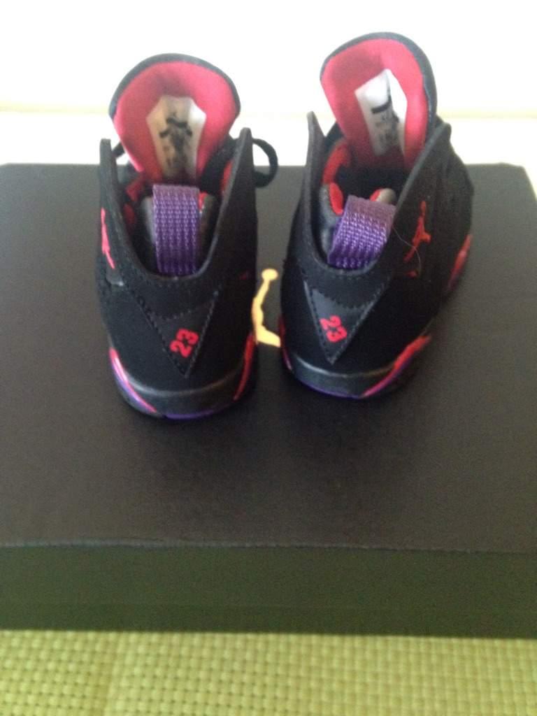 finest selection 4096f fcb89 Baby Air Jordan 7 Retro 2012 Raptors🍼🔥 | Sneakerheads Amino