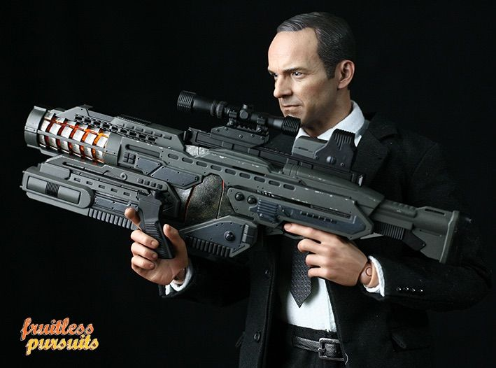 All I need is a similar tie and have a haircut. Also I might turn a Nerf gun  into the Destroyer Armour Prototype Gun!