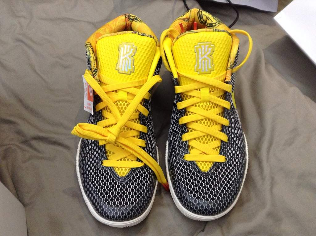 sale retailer d9065 b81b1 ... Kyrie 1 RISE Limited Wiki Sneakerheads Amino ...