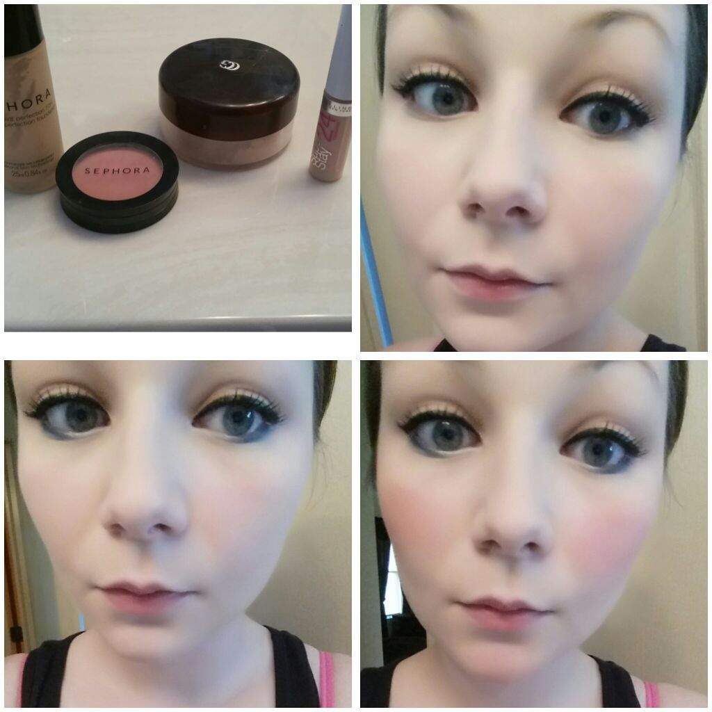 Standard cosplay makeup tutorial female edition cosplay amino it does add intensity to the makeup use just the white liner for these type of characters i prefer not to use bottom lashes or mascara for the bottom baditri Gallery