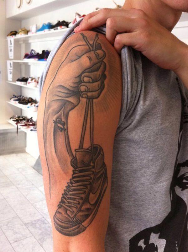 Or Sneaker Sneakerheads Amino Logo Tattoos wqxppdXTR