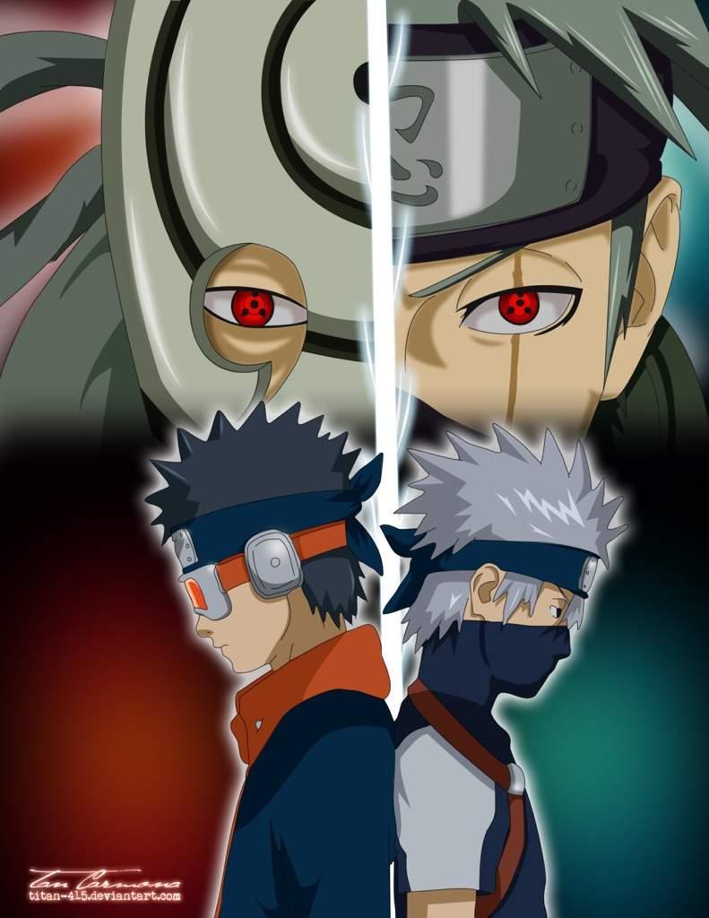 Who Is Better Stronger Faster Kakashi Hatake Vs Obito Uchiha