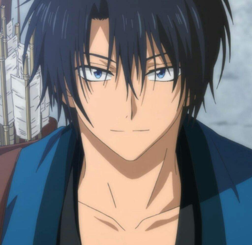 Anime Characters Quiz : Anime characters with blue eyes quiz by deareliza