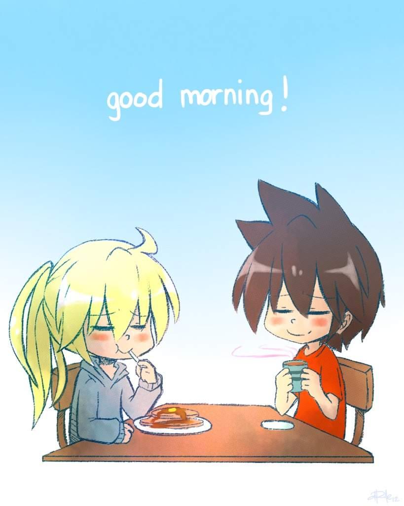 Good Morning Anime Amino
