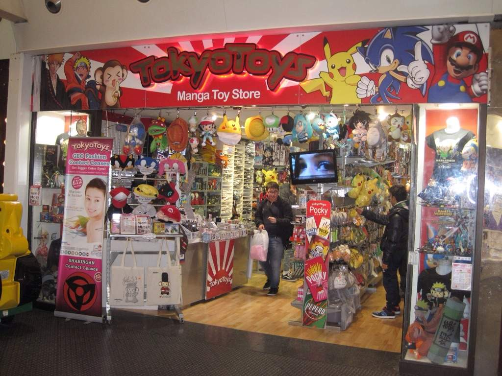 Japanese Toys And Games : Tokyotoys uk anime manga and games store amino