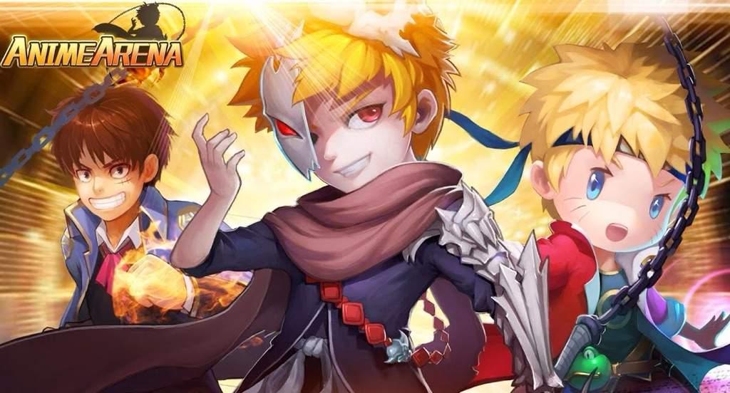 Recomendation Anime Arena Anime Amino