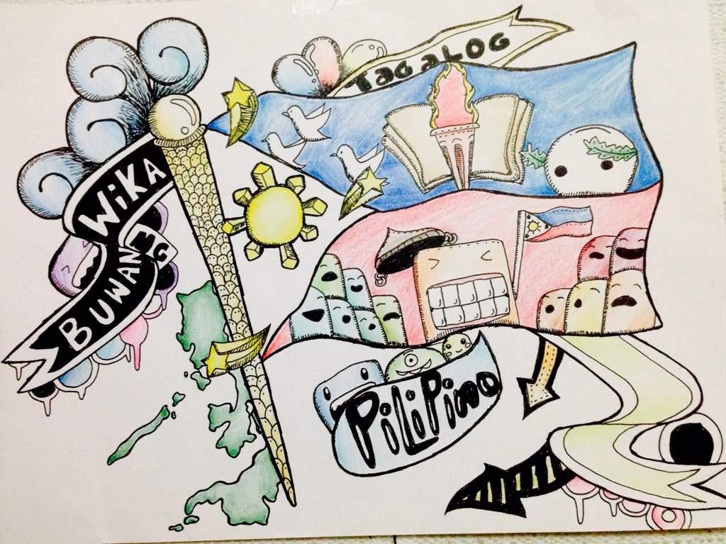 Buwan Ng Wika | Art Amino