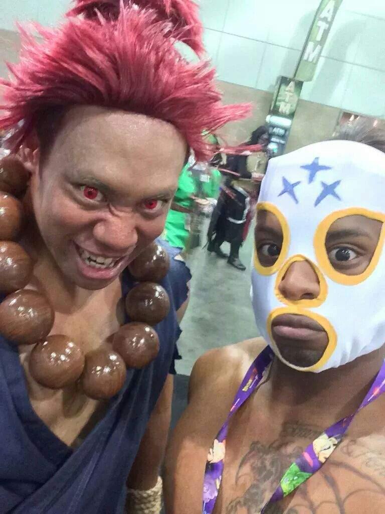 Akuma Street Fighter Pt 2 Cosplay Amino