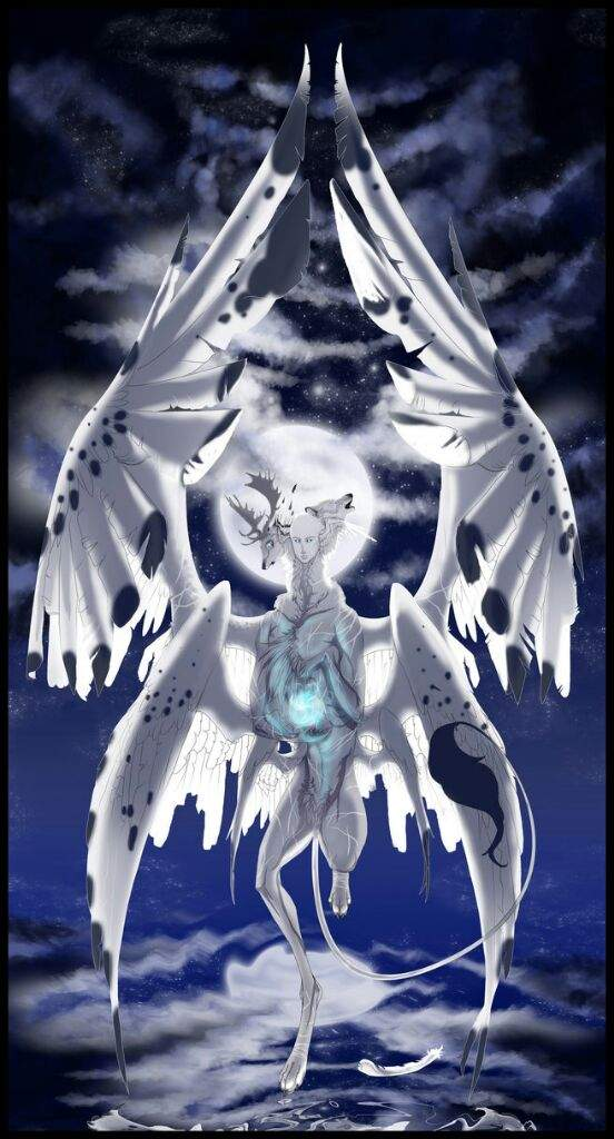 True Forms (more angels and demons) | Supernatural Amino