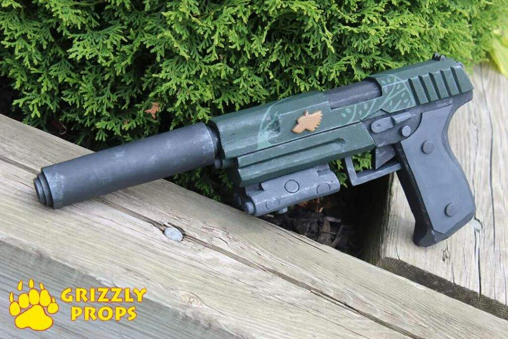 How I Make My Replica Guns Tutorial Cosplay Amino