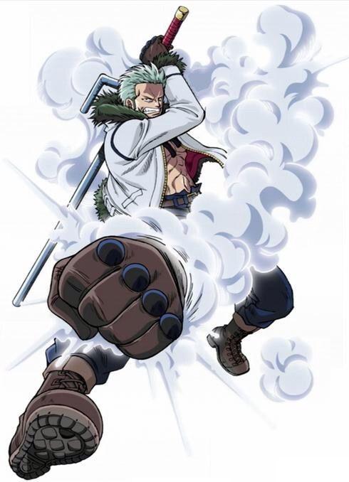 Captain Smoker   Anime Amino