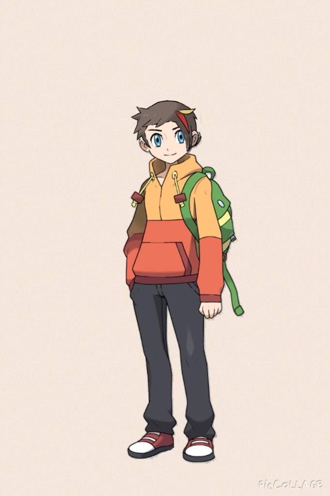 My Custom Pokemon Trainer!! (How i made