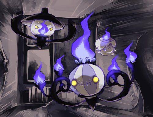 Phantom Flame Pokemon Pokemon Amino