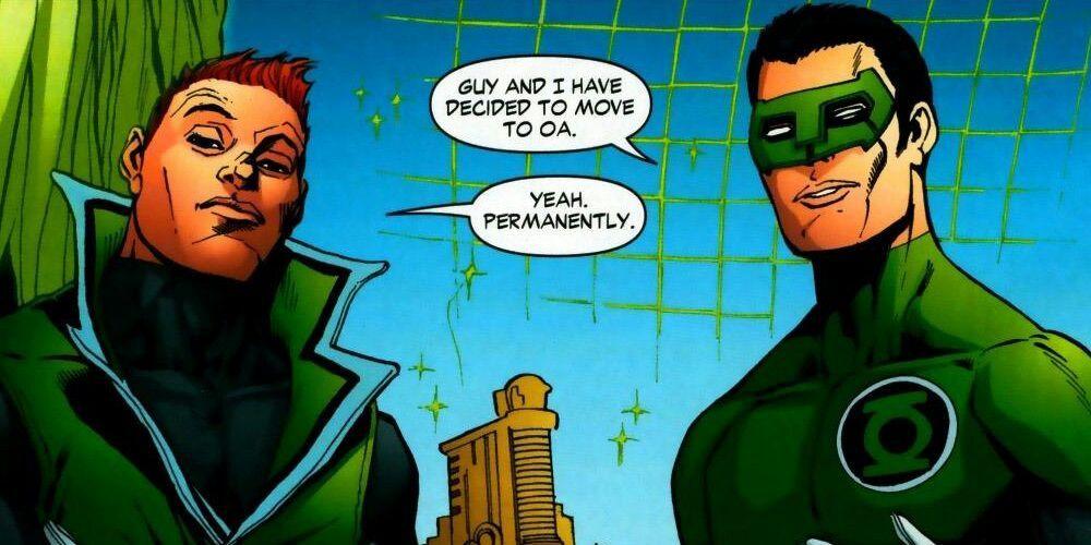 green lantern wiki comics amino