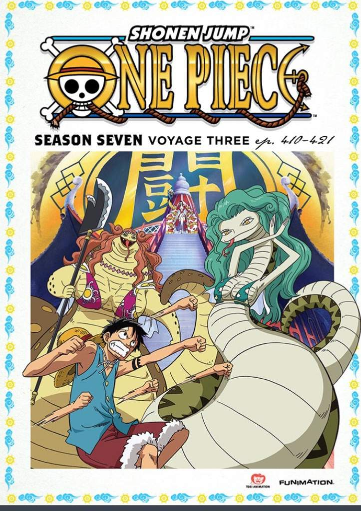 One Piece 410 English Dub Release Date