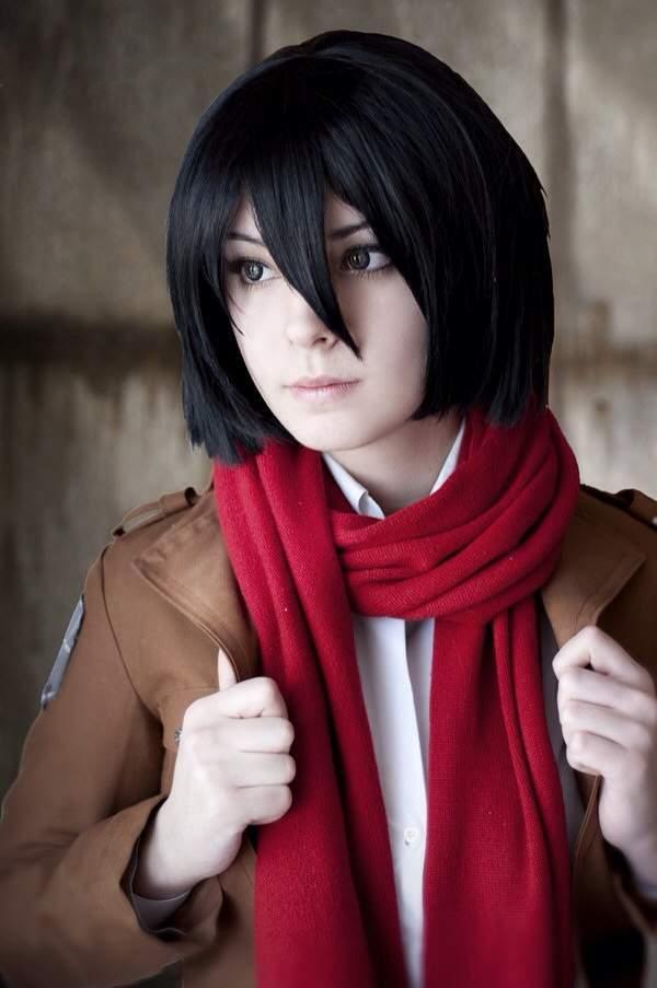 Mikasa Cosplay   Anime Amino