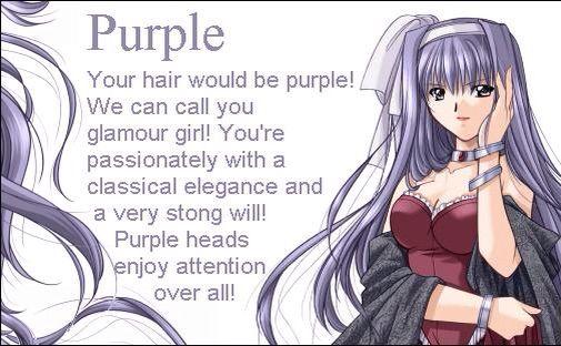 Anime Hair Color   Anime Amino