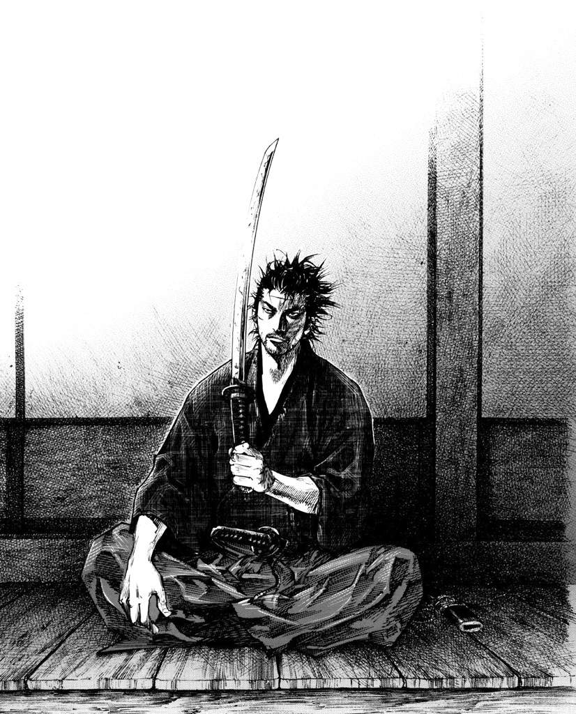 Vagabond Manga Read Vagabond Online For Free: Path To Enlightenment