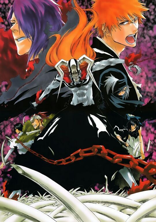 Bleach the Movie 4: Hell Verse - Bleach: Jigokuhen | Gekijouban Bleach: Jigoku Hen | Bleach Movie IV | Bleach Movie 4 | Bleach: The Hell Chapter
