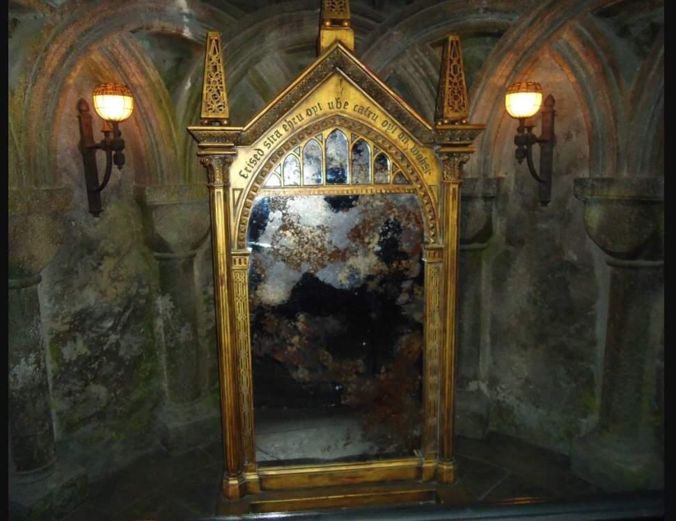 Mirror Of Erised Ii By Barbora TŐgel: The Mirror Of Erised