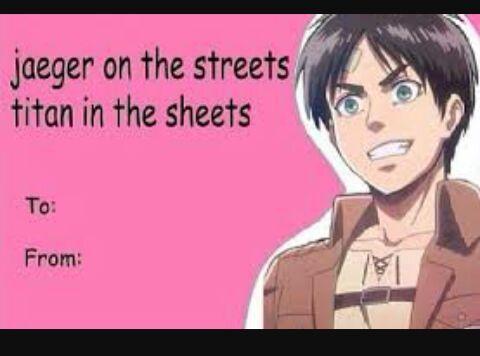 Weird anime valentines day cards – Weird Valentines Cards