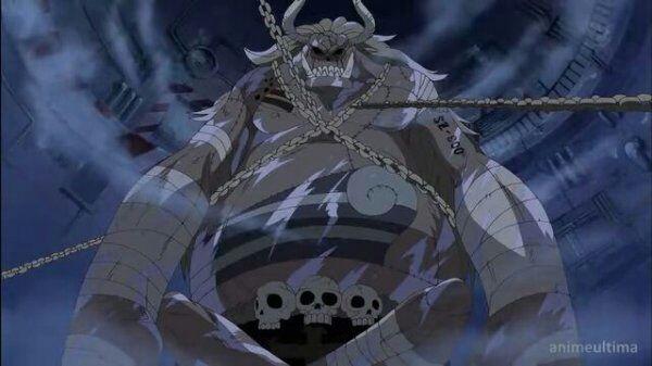One piece theory: gecko moria vs  kaido | Anime Amino
