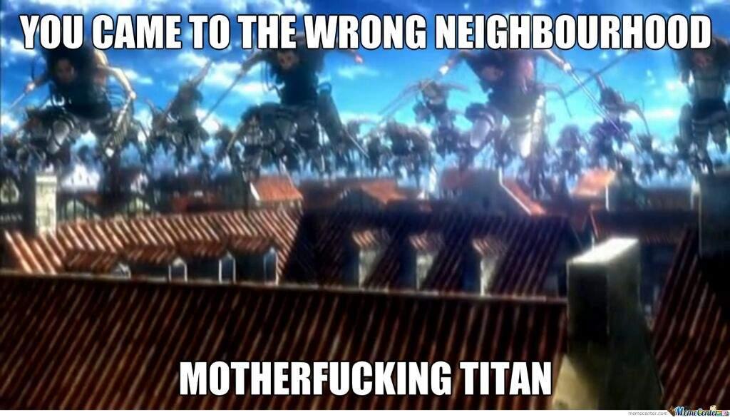 Attack On Titans Funny Moments Anime Amino